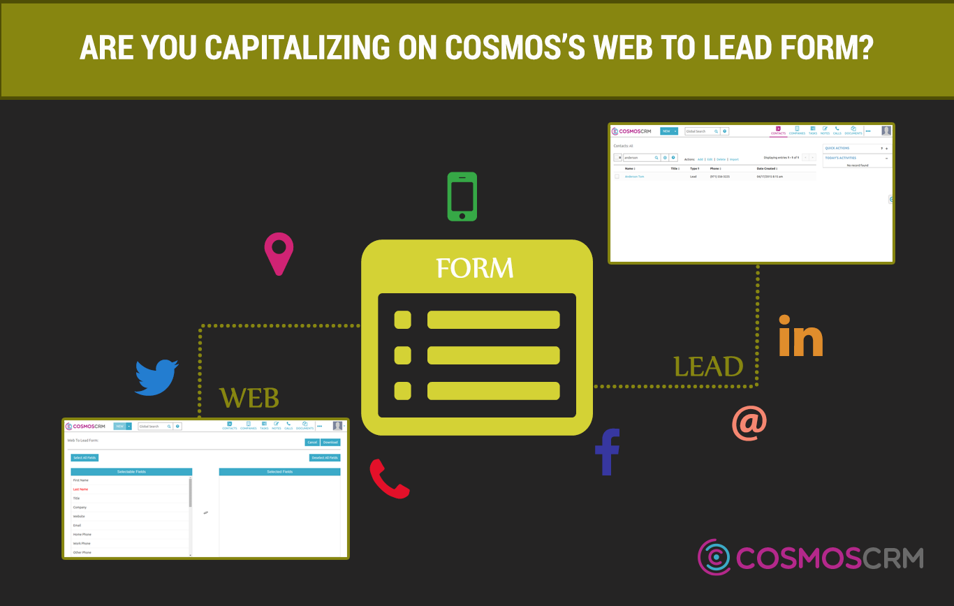 Cosmos_Web-to-lead-Form
